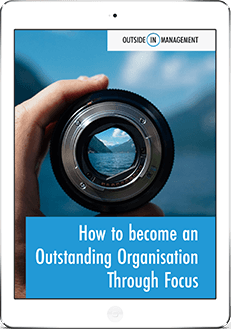 Outside in Management Focus Ebook