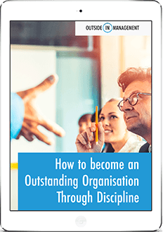 Outside in Management Discipline Ebook